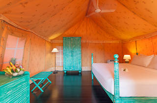Jetwing tented camp