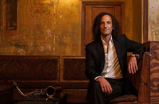 Kenny G at Studio City