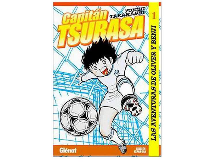 'Capitan Tsubasa' de Yoichi Takahashi