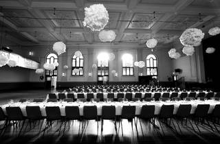 Silent Dinner Party 2016 Sydney Fringe image courtesy articulate PR