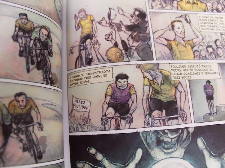 'Las leyendas del Tour de Francia' de Jan Cleijne