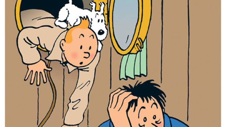 Tintin Hergé