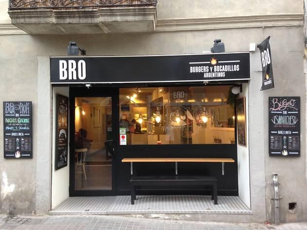 Bro Burger