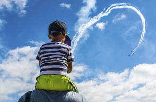 Air & Water Show Sunday, August 21, 2016