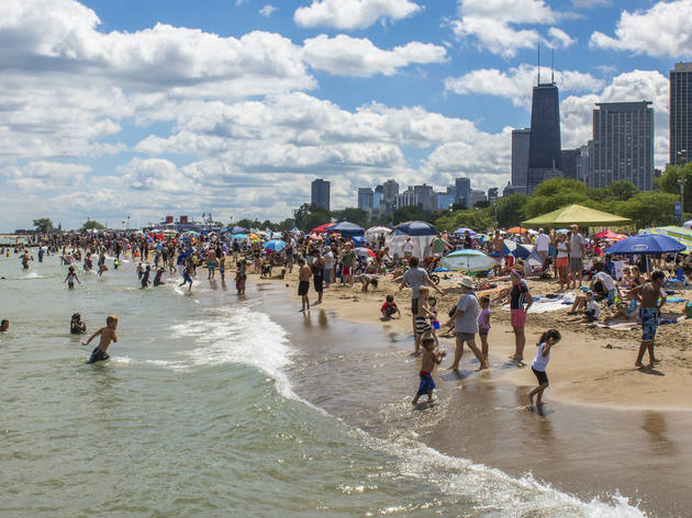 Chicago events in August