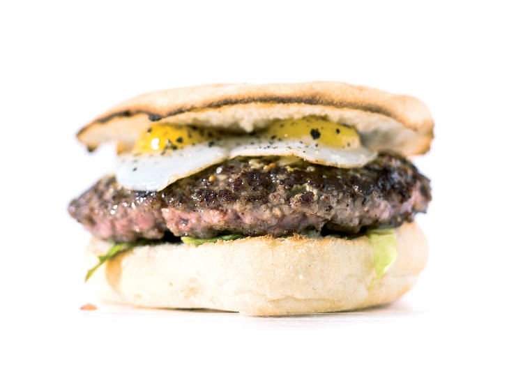 B' Perfect Burgers