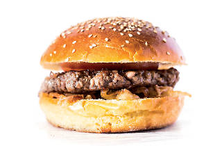Hambúrguer em brioche, Galeto