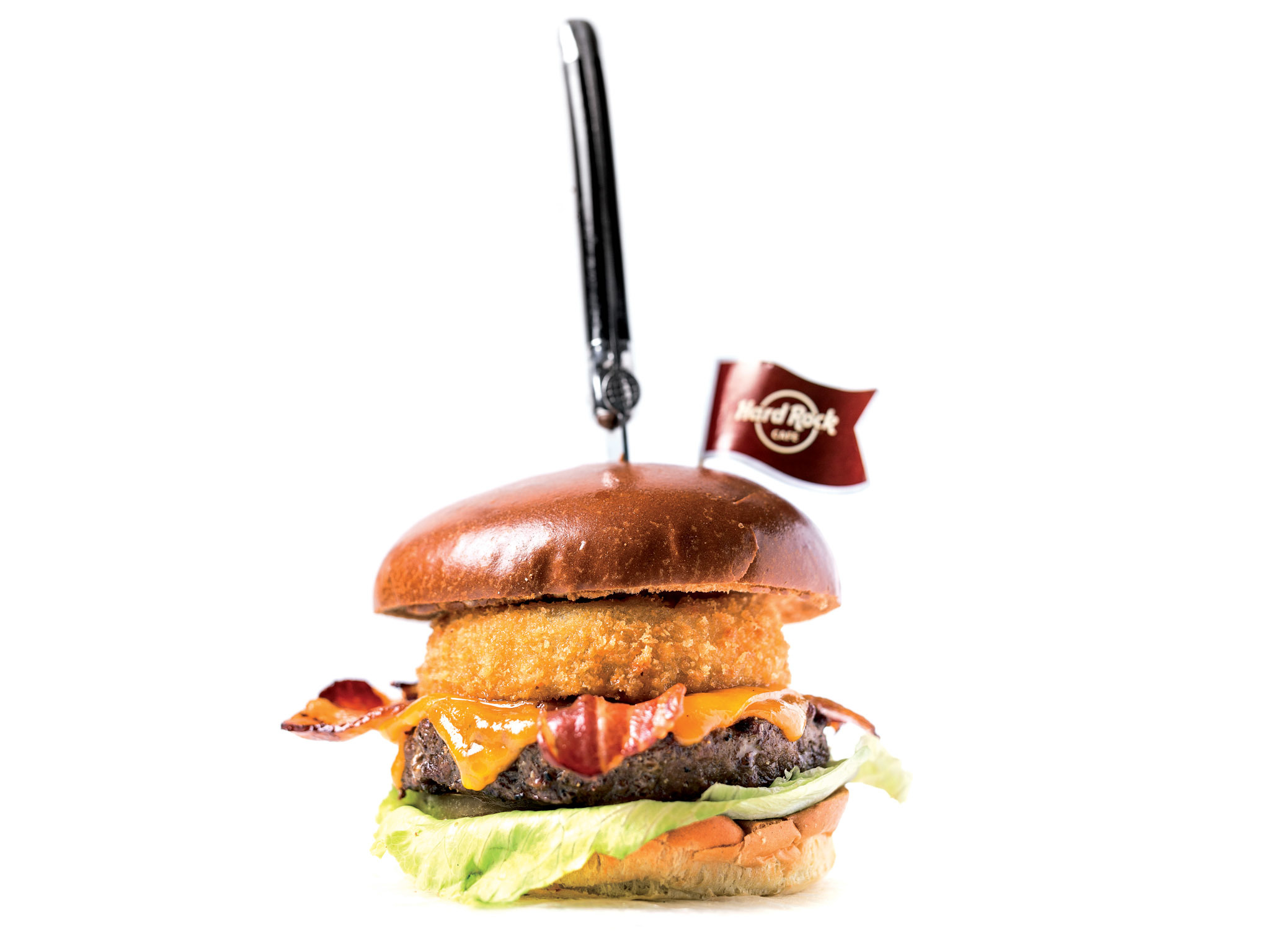 Original Legendary Burger,Hardrock Café