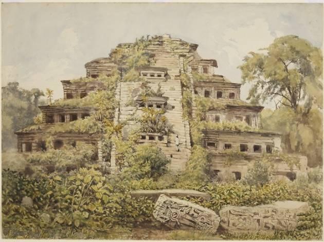 Adela Breton: Ancient Mexico In Colour