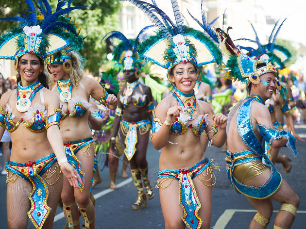 Good news Carnival-goers: it's going to be sunny this weekend