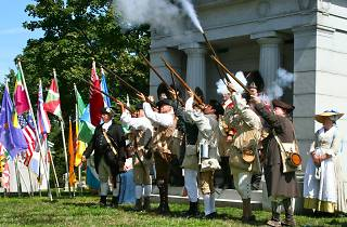 The 240th Commemoration of the Battle of Brooklyn