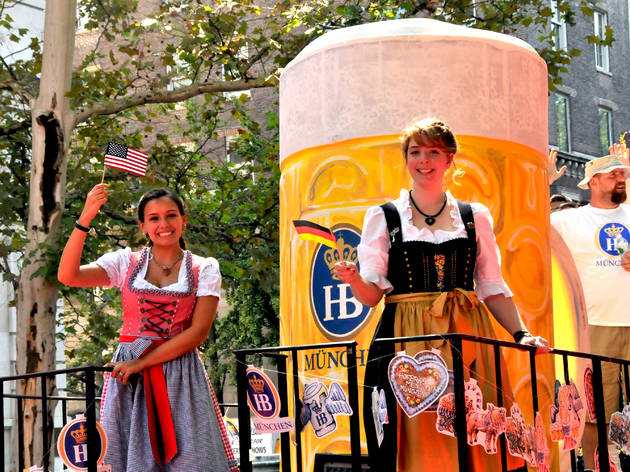 Additional tickets for Oktoberfest in Central Park will go on sale