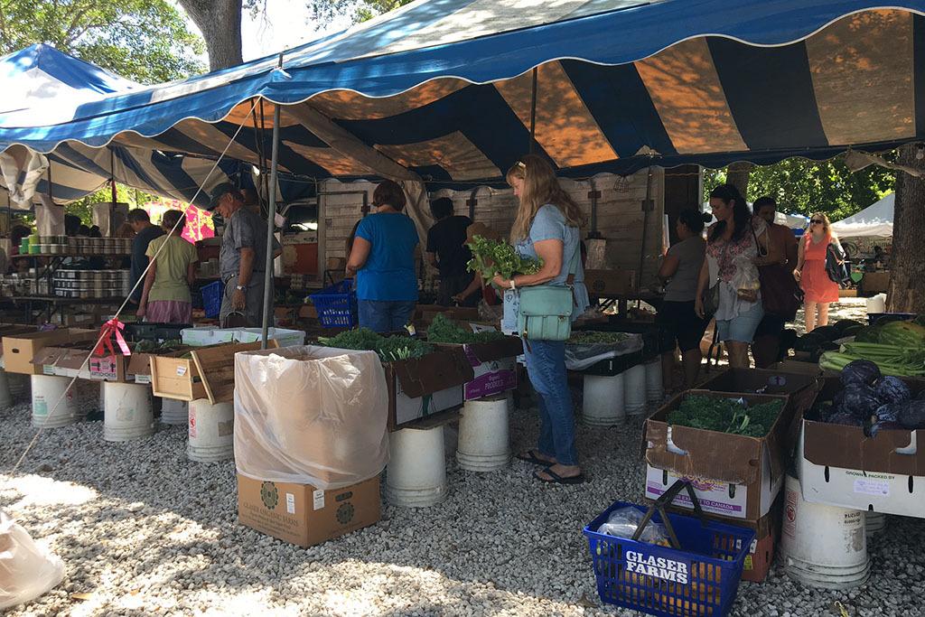 Coconut Grove Farmers Market