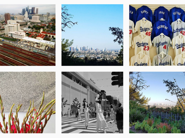 Mayor Garcetti has the best Instagram account in L.A.