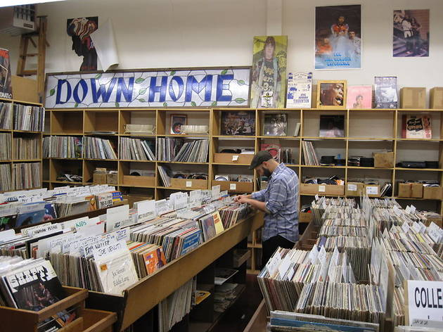 Down Home Music Store