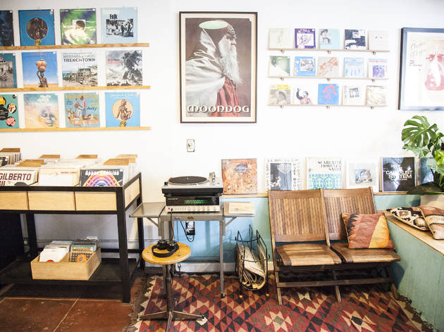 The best record stores in the Bay Area