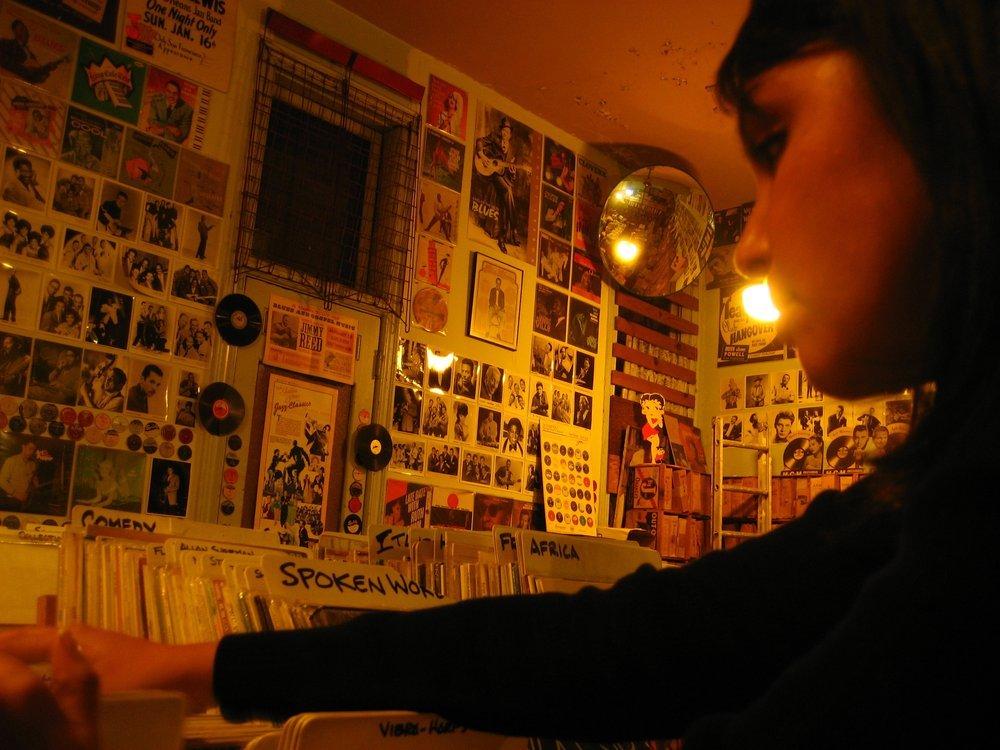 Jack's Record Cellar