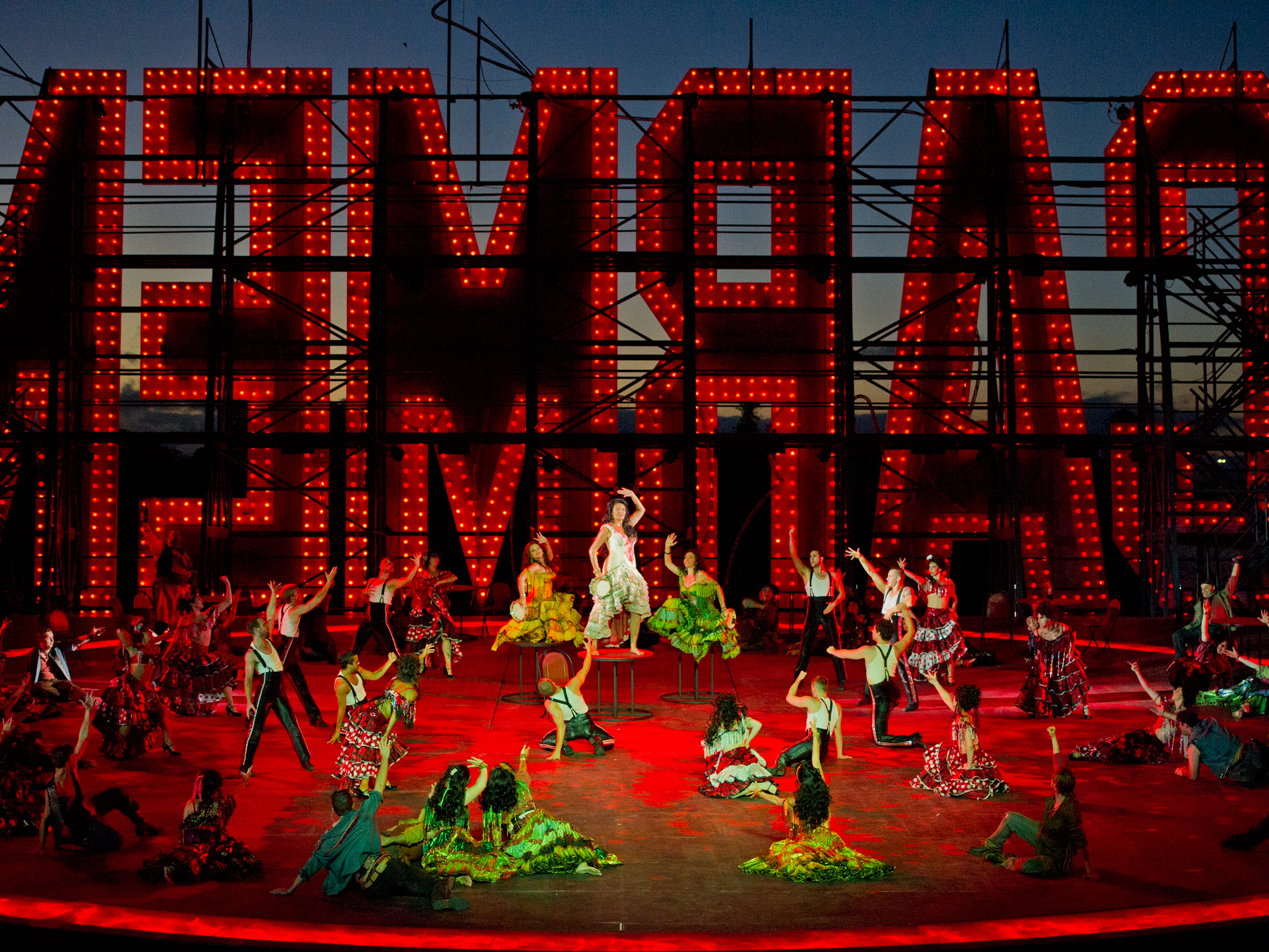 Carmen: Handa Opera on Sydney Harbour 2017