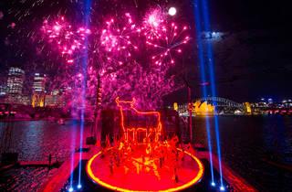 Carmen Handa Opera on Sydney Harbour 2017 Opera Australia 2013 production still 02 photographer credit James Morgan