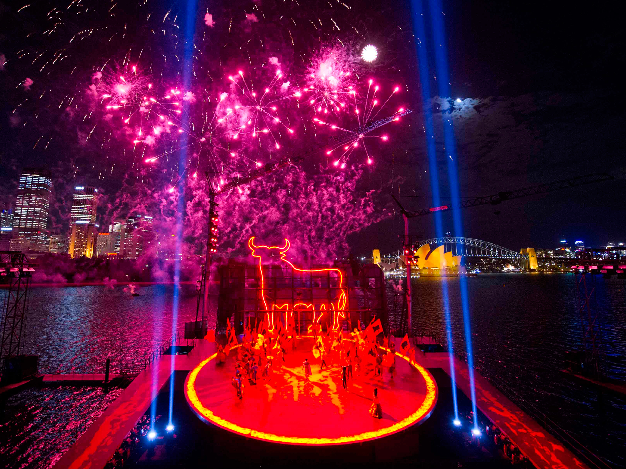 This five-star harbourside show is coming back