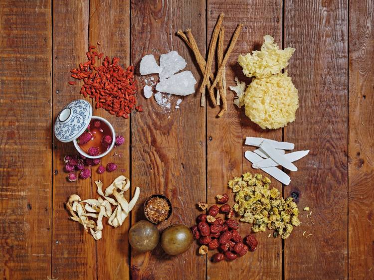 Guide to traditional Chinese herbs