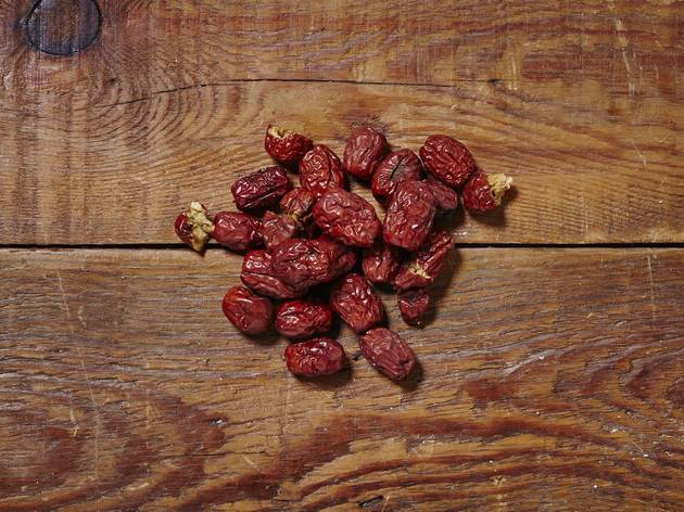 Red dates (hong zou)