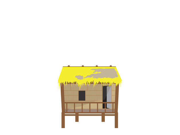 kamboçya bungalov