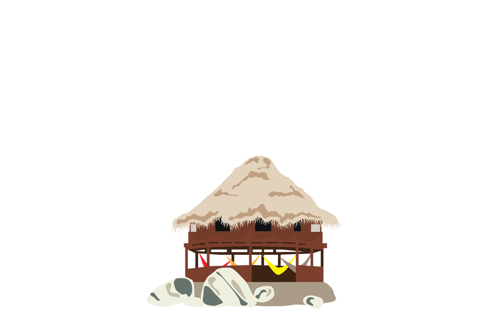 kolombiya bungalov