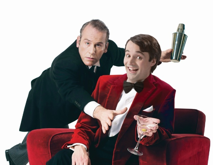 Catch Jeeves and Wooster in Perfect Nonsense!