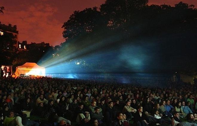 Festival Silhouette : concerts et films gratuits en plein air