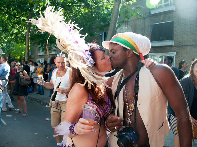 The history of Carnival in pictures