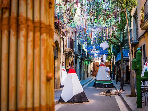 Festa Major de Sants 2016 [Fotos]
