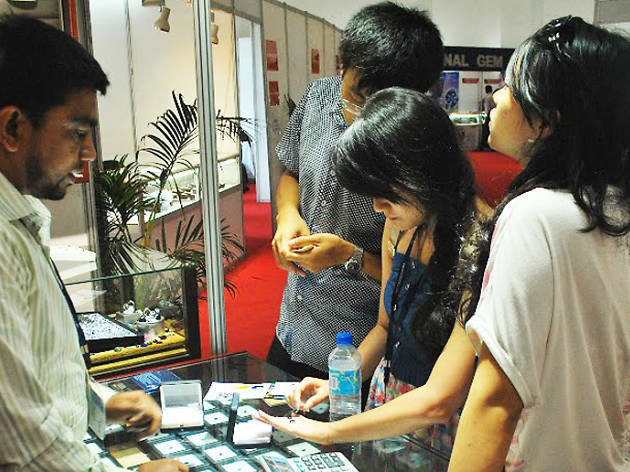 Facets Gem and Jewellery Exhibition
