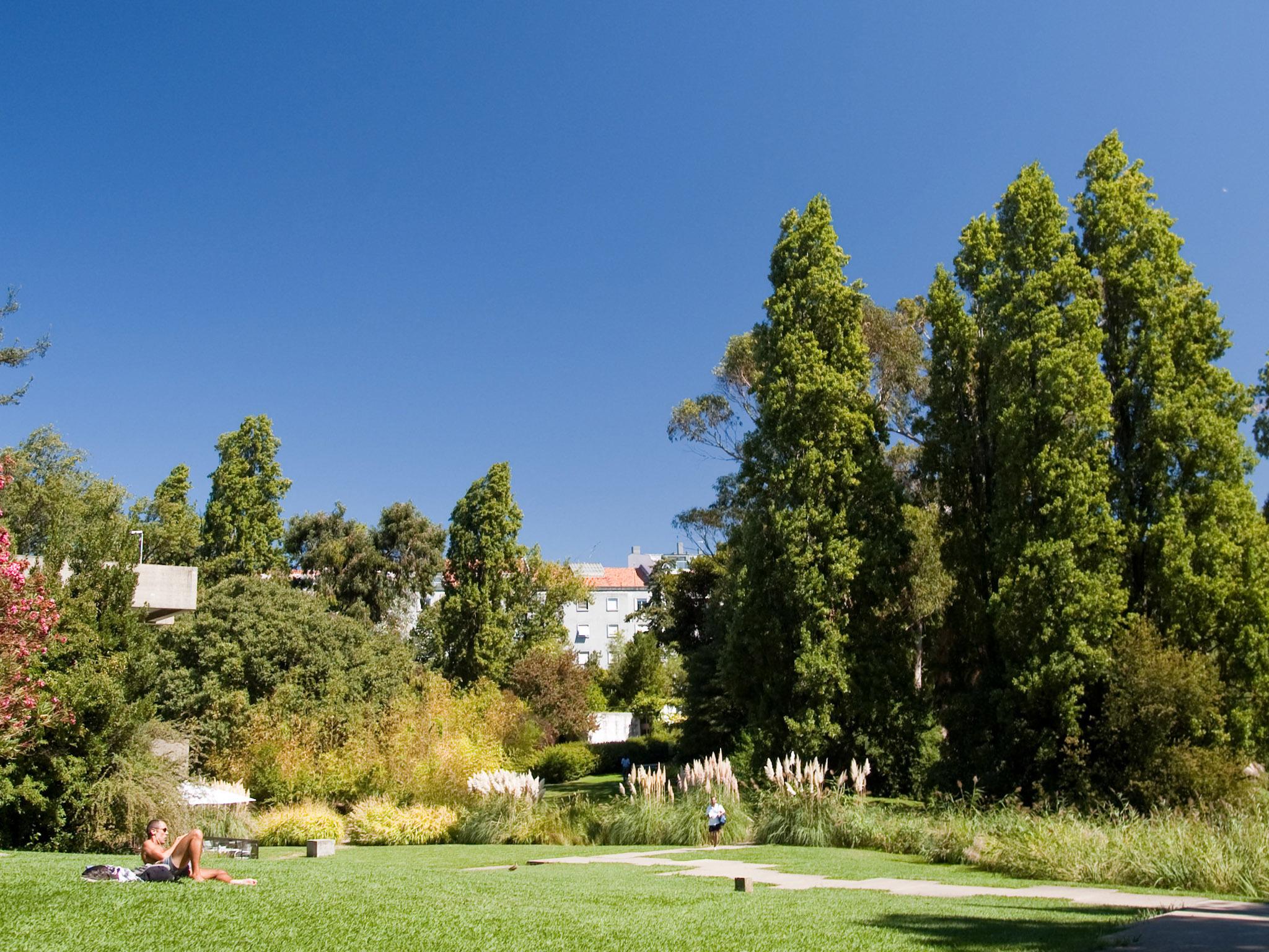Jardins Gulbenkian