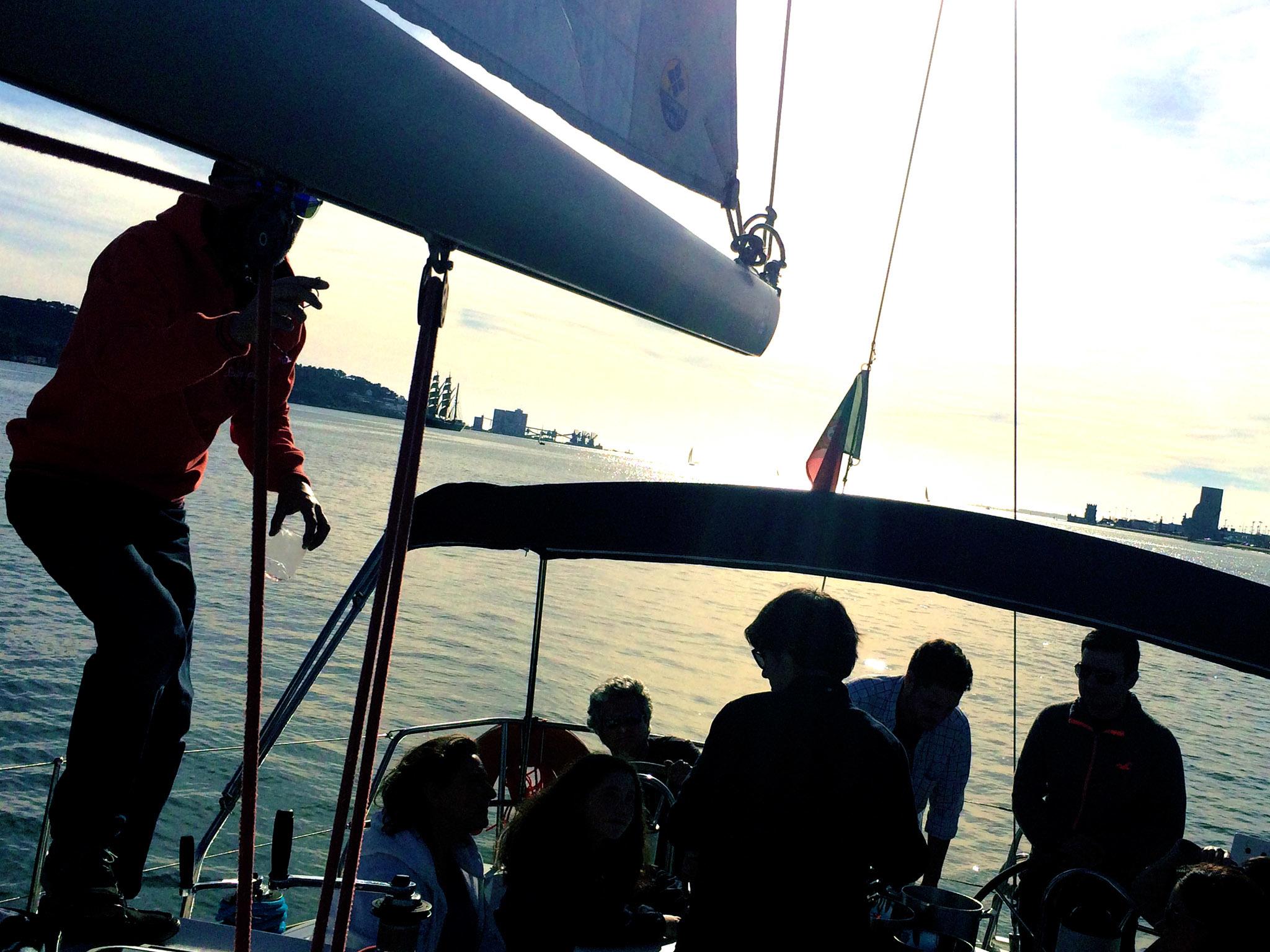 Cozinhe abordo – Sailing Foodies