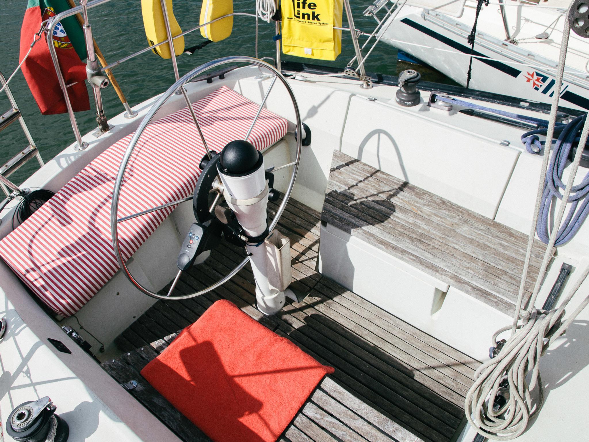 Uma noite romântica num barco – The Love Boat