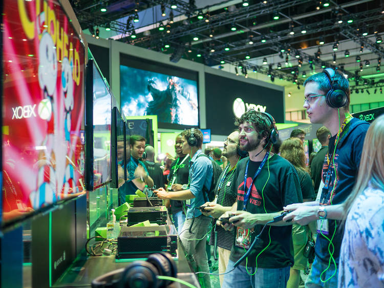 Expo Paris Games Week