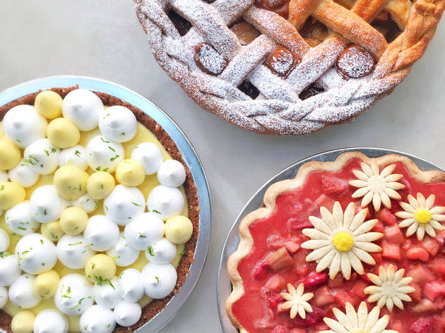 Eat unlimited pie at one of the city's best bakeries