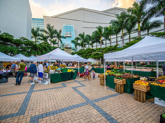 A guide to farmers' markets in Miami