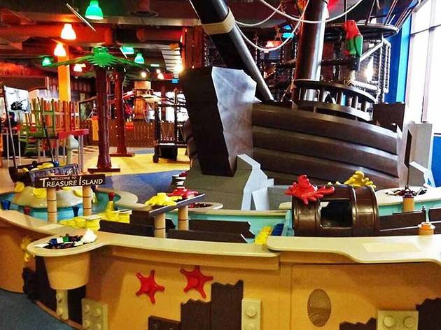 LEGOLAND Discovery Center's Pirate Adventure Weekend