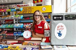 This artist wants to construct an entire convenience store in NYC made of felt