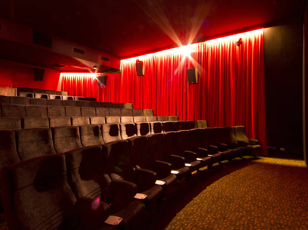 There's a new cinema opening in Chippendale