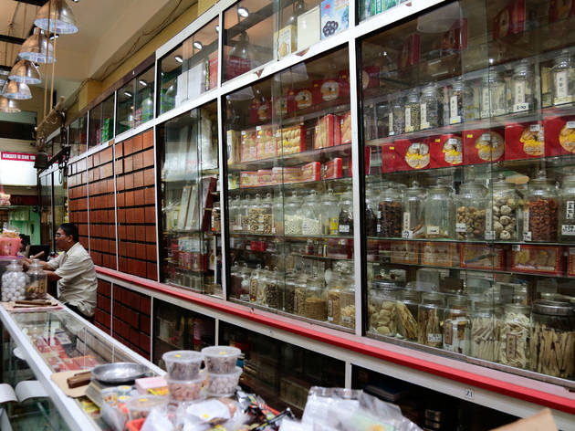 Traditional Chinese medicine halls in KL