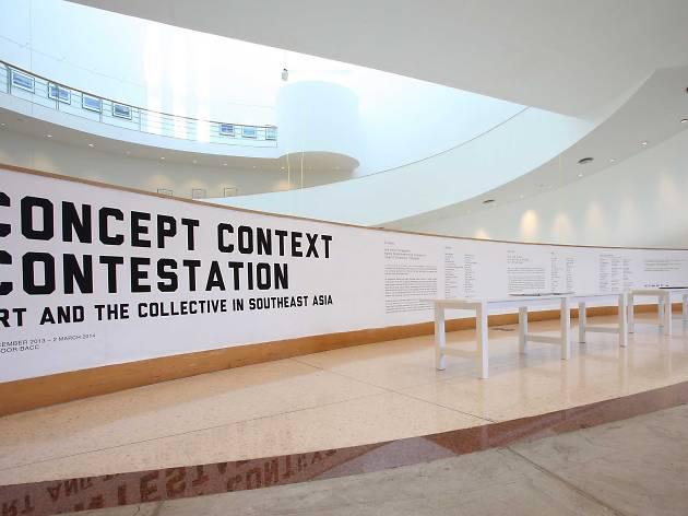 Concept Context Contestation