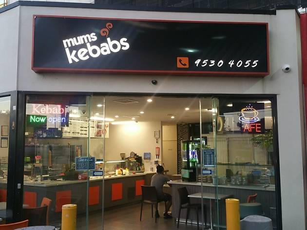 Mums Kebabs oakleigh