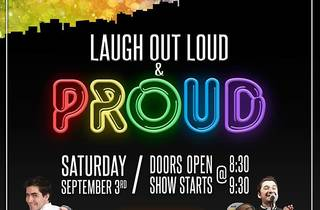 LOL & Proud: LGBT Comedy Night