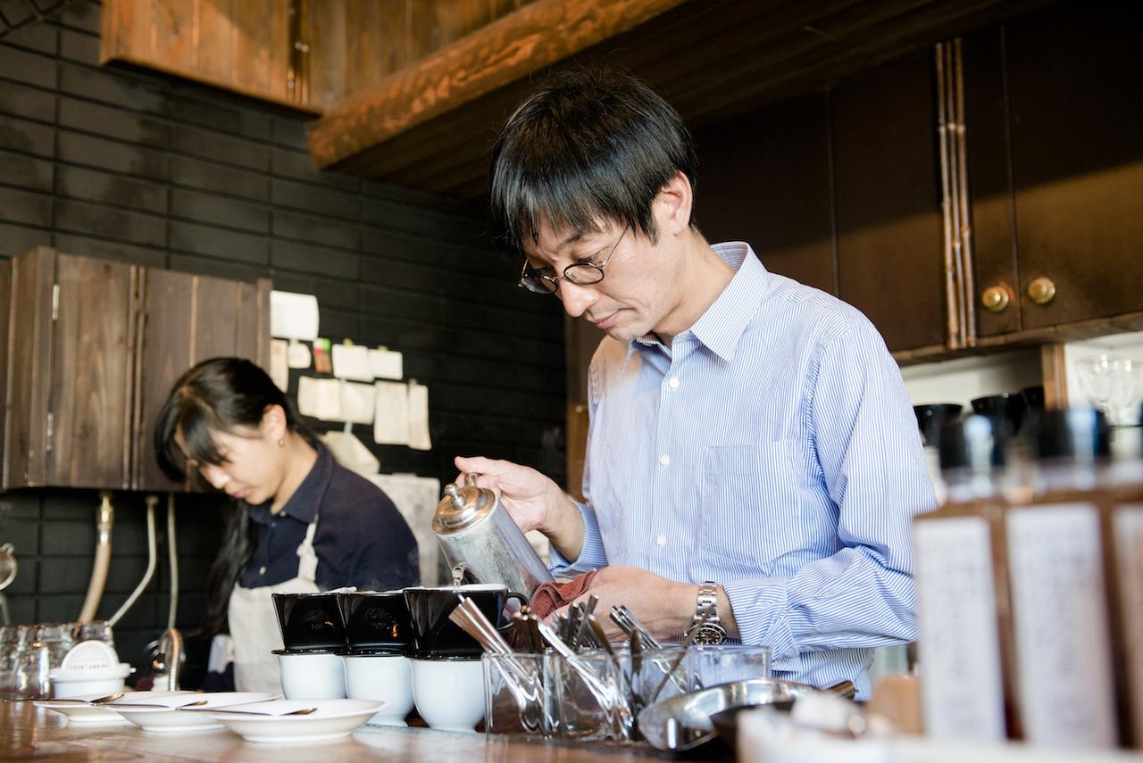 ベストカフェ:東向島珈琲店