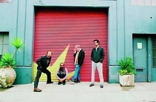 Wooden Shjips + The Jabberwocky Band