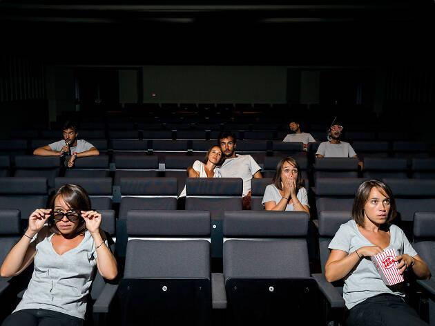 As melhores salas de cinema de Lisboa
