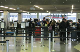 O'Hare Airport security